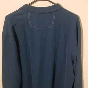 Tommy Bahama Shirts - Tommy Bahama Supima Long Sleeve Polo